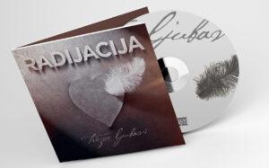 Radijacija album Trezor ljubavi City records omot